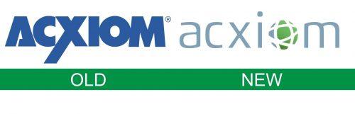 storia del logo Acxiom