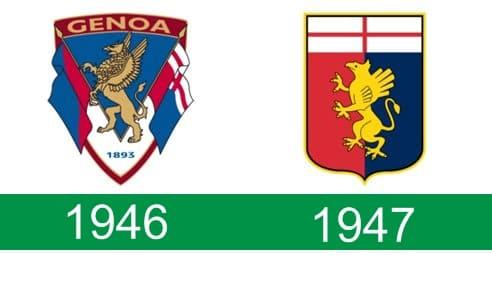 storia del logo Genoa