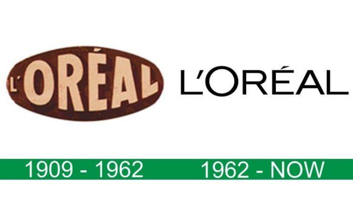 storia del logo L'Oréal