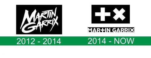 storia del logo Martin Garrix