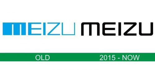 storia del logo Meizu
