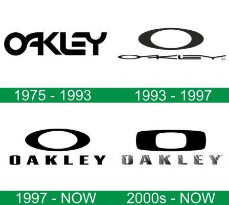 storia del logo Oakley
