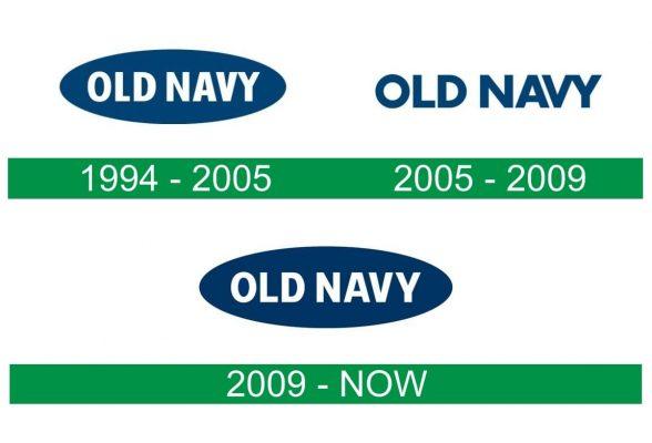 storia del logo Old Navy