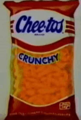 Cheetos Logo 1981