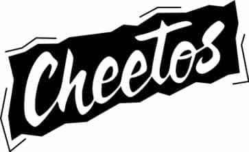 Cheetos Logo 1998