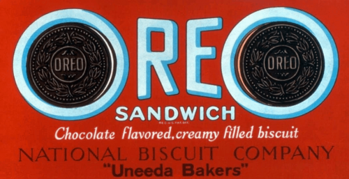 Oreo Logo 1923