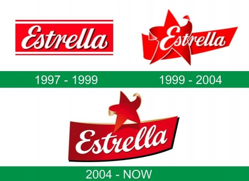 storia del logo Estrella