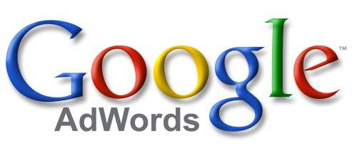 Google AdWords logo 2000