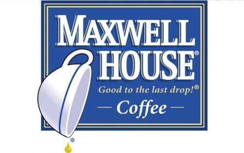 Maxwell House Logo 1986