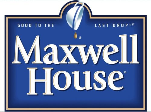 Maxwell House Logo 2005