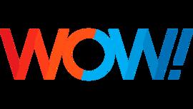 Wide Open West Wow logo