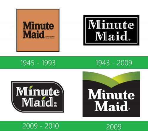 storia Minute Maid Logo