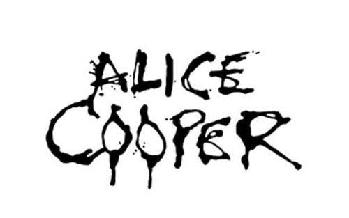 Alice Cooper Logo 1986