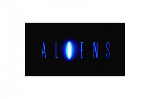 Alien logo 1986