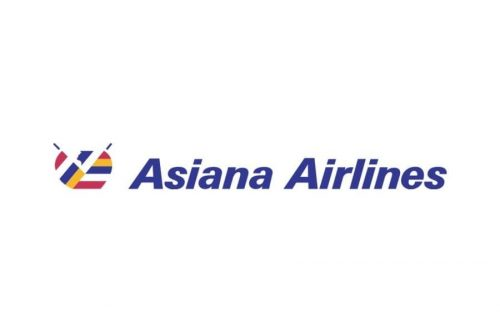 Asiana Airlines logo 1988