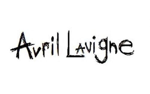 Avril Lavigne Logo 2002