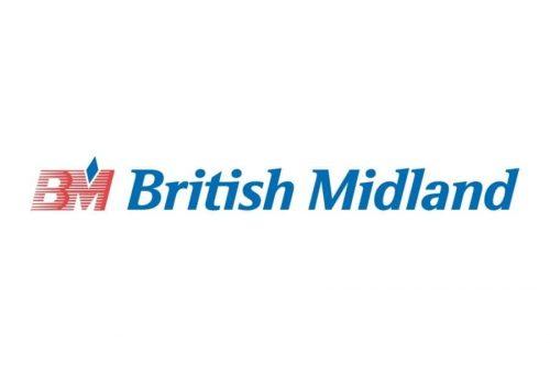 British Midland International Logo 1996