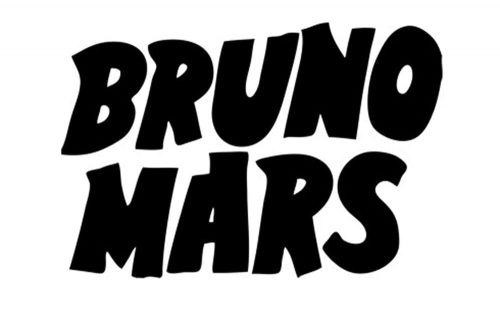 Bruno Mars logo 2010