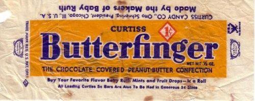 Butterfinger Logo 1923