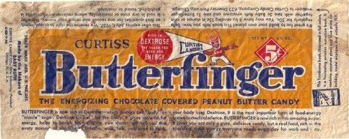 Butterfinger Logo 1936