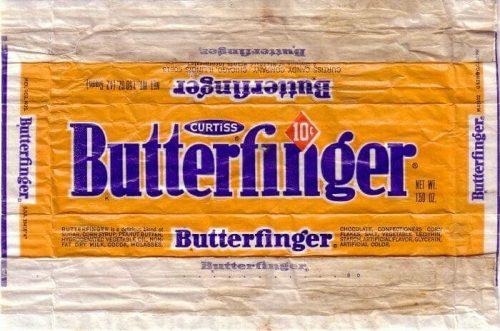 Butterfinger Logo 1968