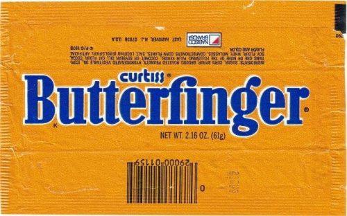 Butterfinger Logo 1975