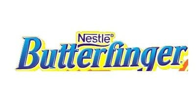 Butterfinger Logo 1998