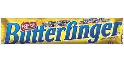 Butterfinger Logo 2004
