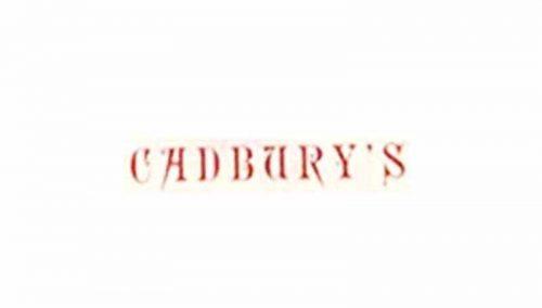 Cadbury Logo 1866