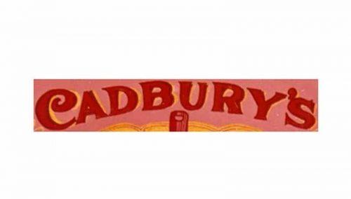 Cadbury Logo 1900