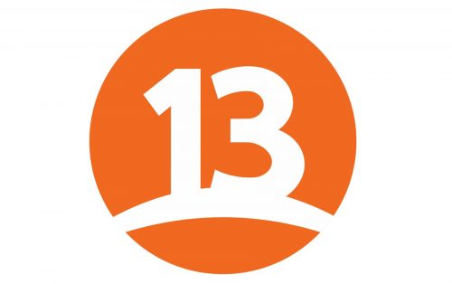 Canal 13 Logo 2010-2018