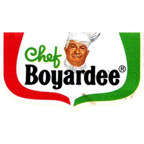 Chef Boyardee Logo 1985