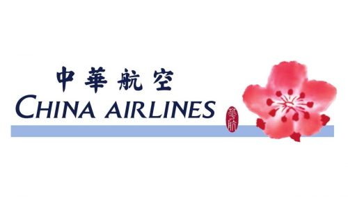 China Airlines logo 1995