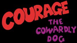 Courage The Cowardly Dog logo tumb