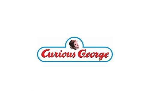 Curious George logo 1946