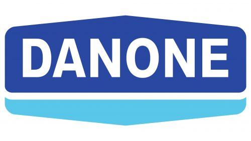 Danone logo 1972