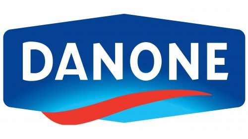 Danone logo 1994