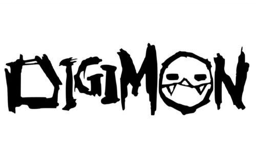 Digimon logo 1998