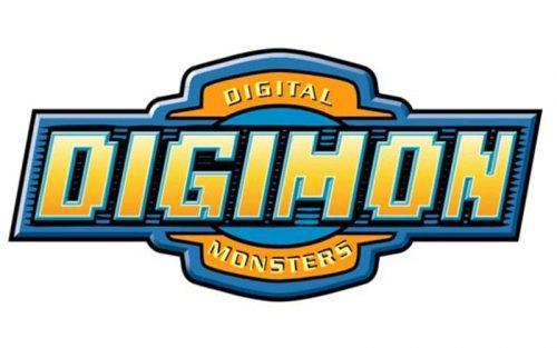 Digimon logo 1999