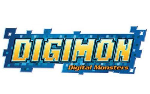 Digimon logo 2001