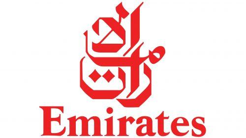 Emirates Logo 1985