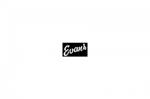 Evans logo 1974