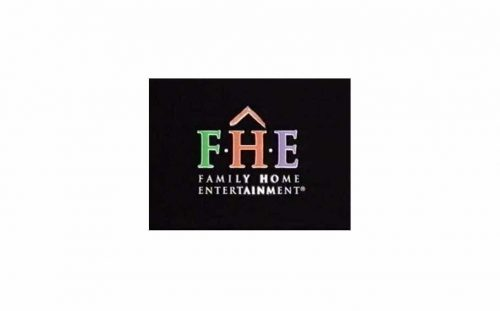 Family Home Entertainment logo 1999