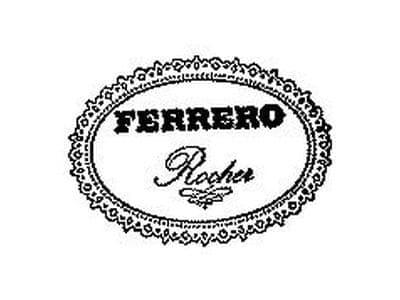 Ferrero Rocher Logo 1979