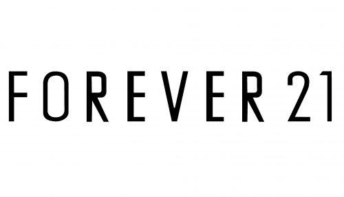 Forever 21 logo 1984