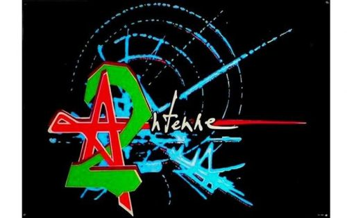 France 2 Logo 1975