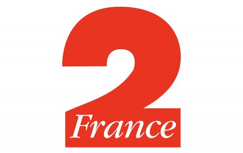 France 2 Logo 1992