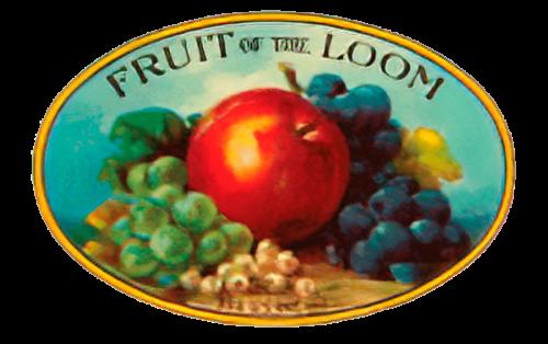 Fruit of the Loom logo 1927