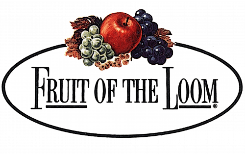 Fruit of the Loom logo 1962