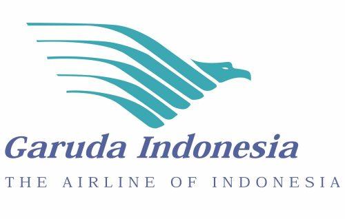 Garuda Indonesia Logo  1985